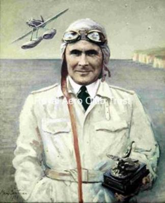 Flight Lieutenant, later ACM, Sir John Boothman