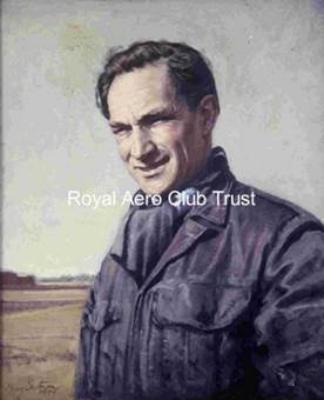 Lieutenant Commander Peter Twiss DFC, 1957